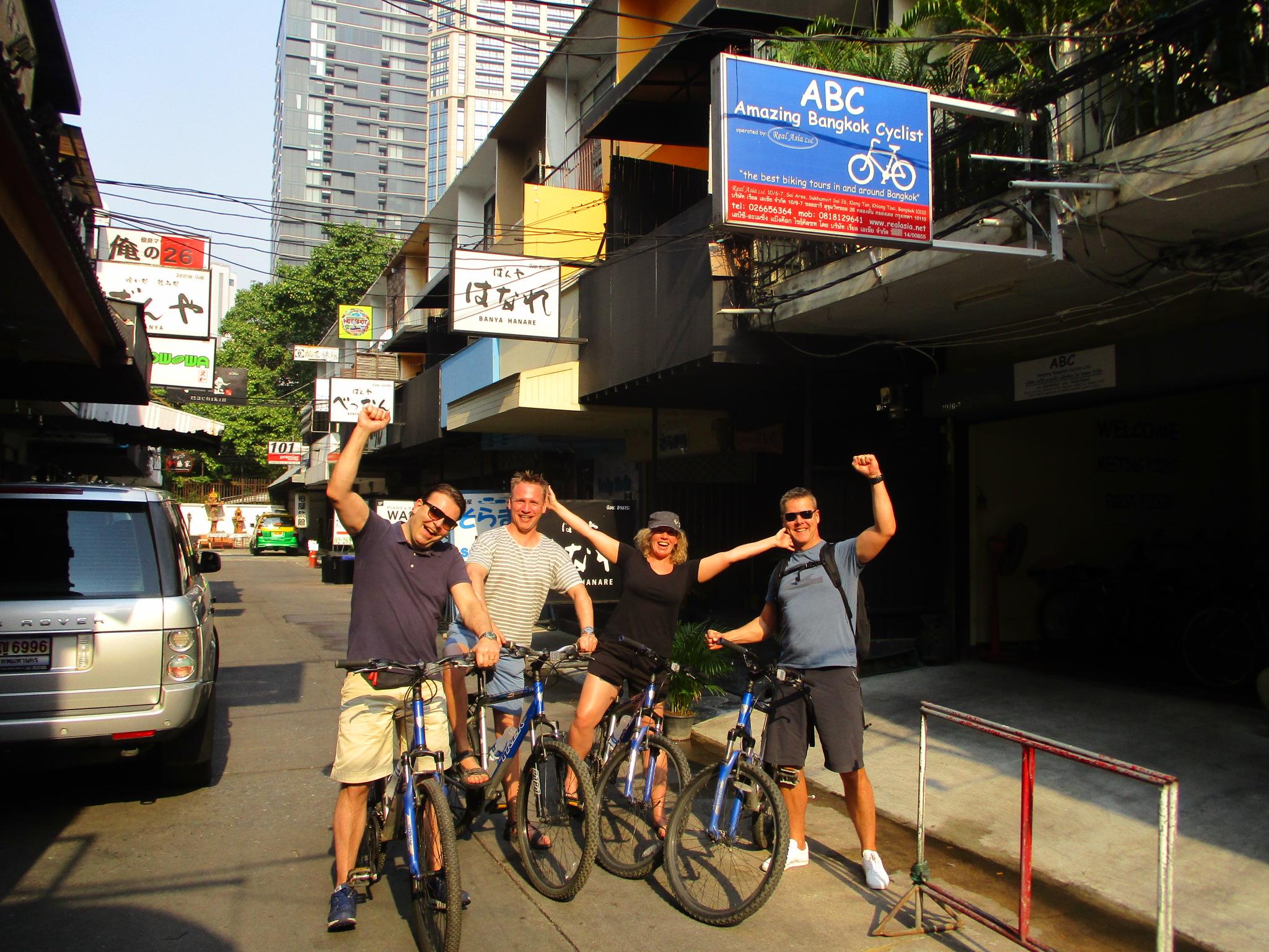 Bangkok bicycle3