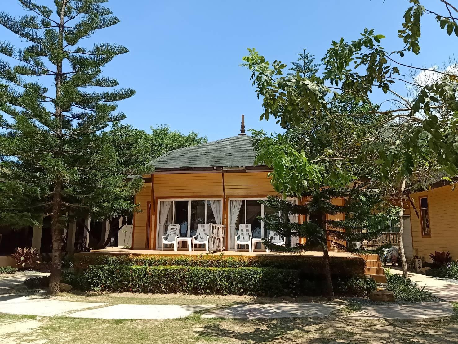 Coconut beach resort 1