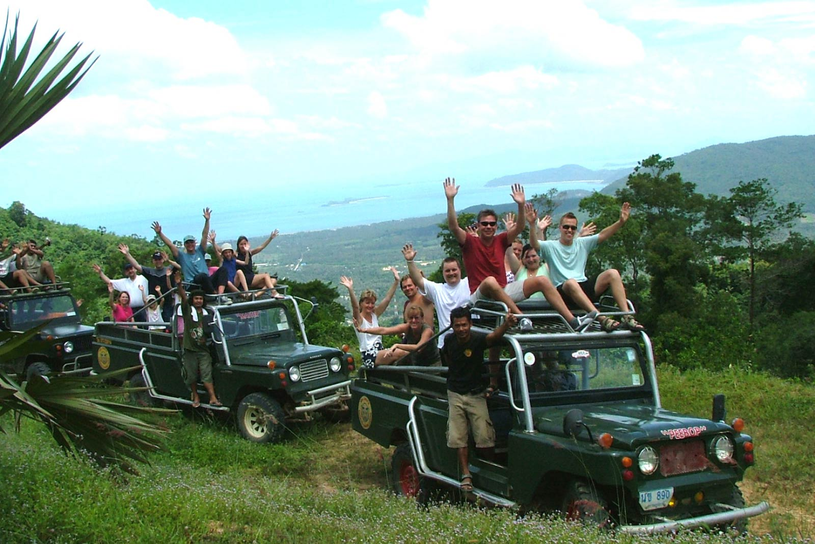 Eco safari 1