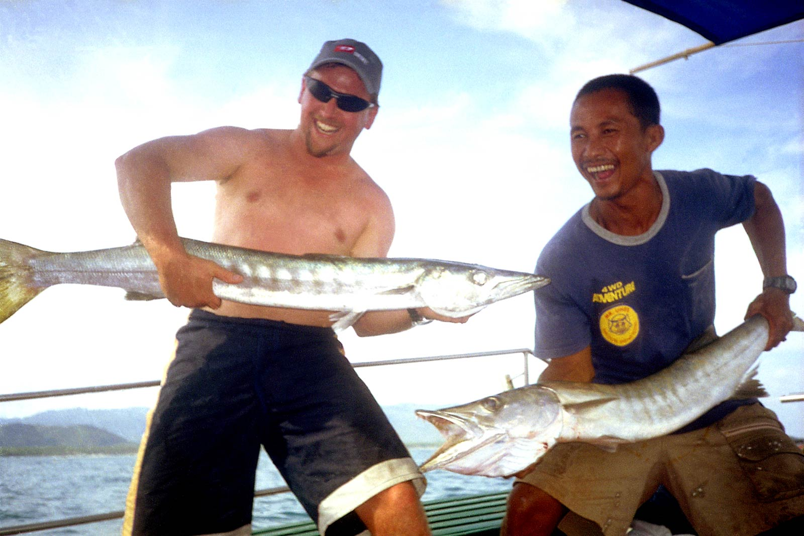 Fishing koh samui 2