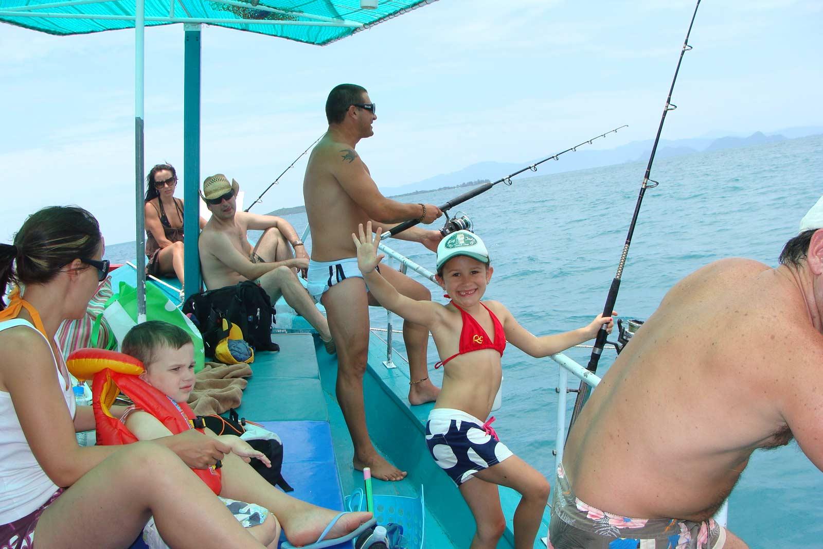 Fishing koh samui 3