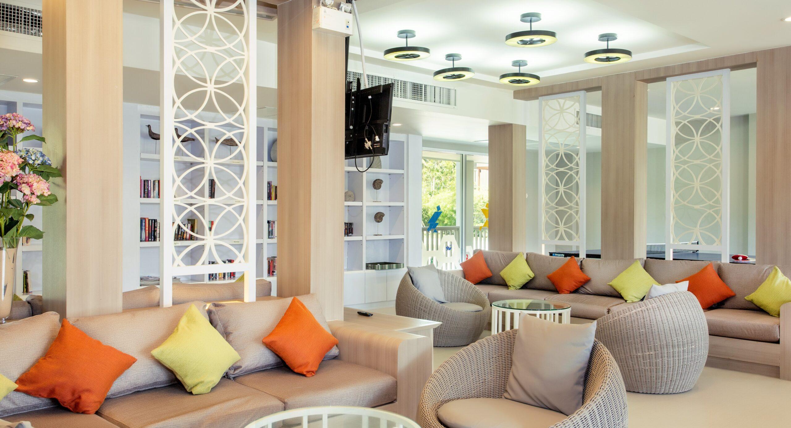 Recreation Room,the sand khao lak