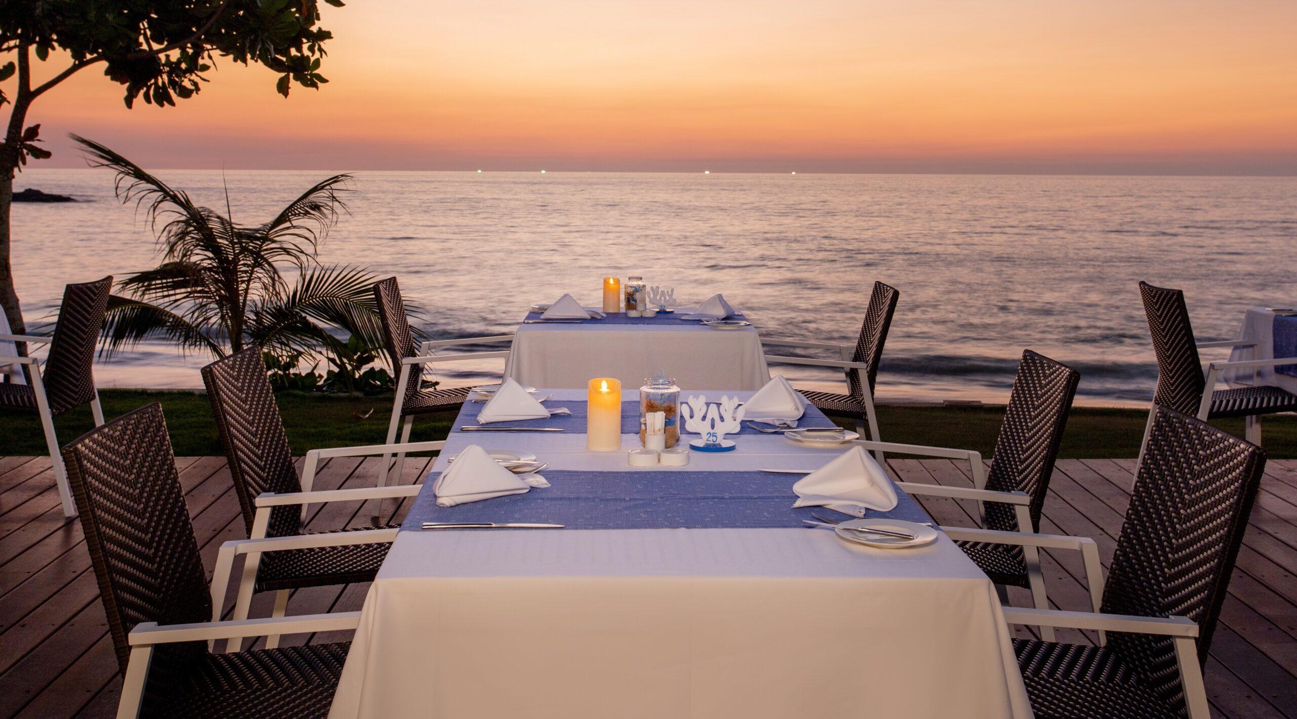 Tala Restaurant - Dinnerthe sand khao lak