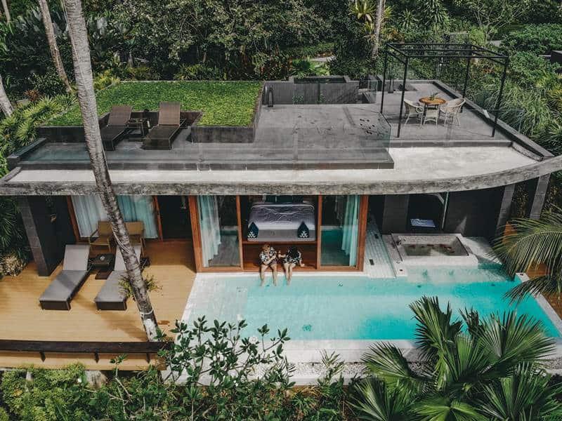 seaview Pool Villa Suite