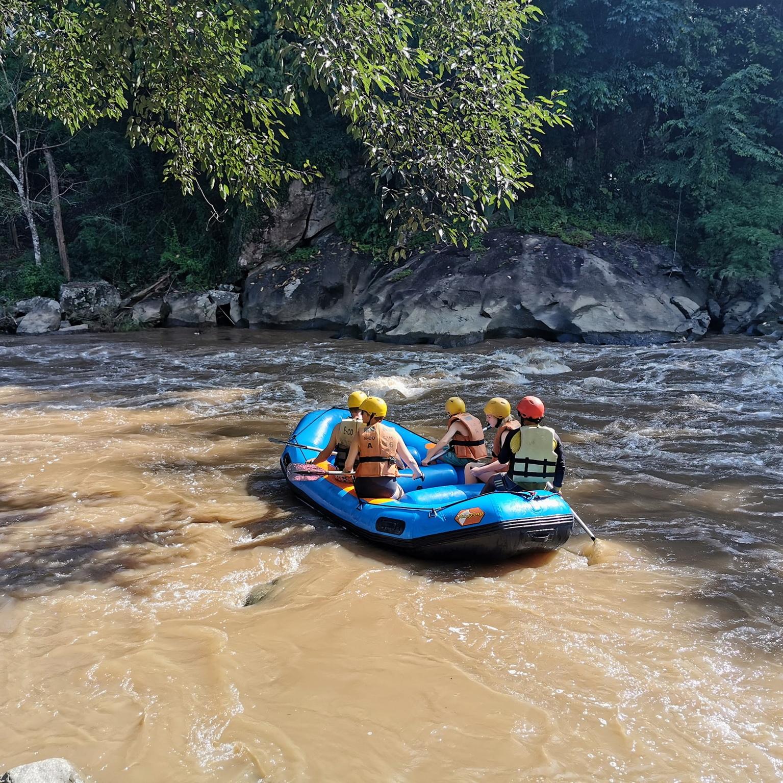 Trekking Mae Tang 1 day